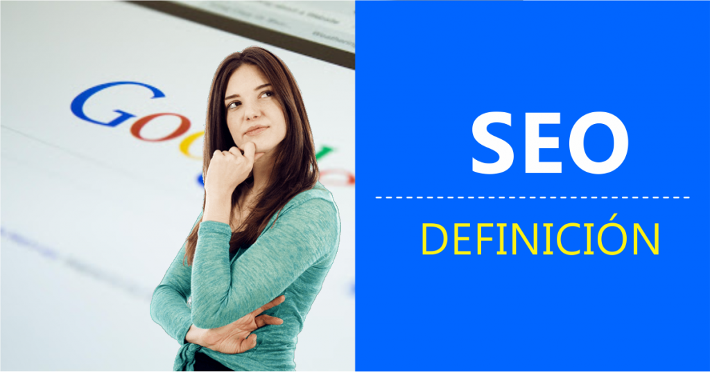 Web y seo para principiantes definición