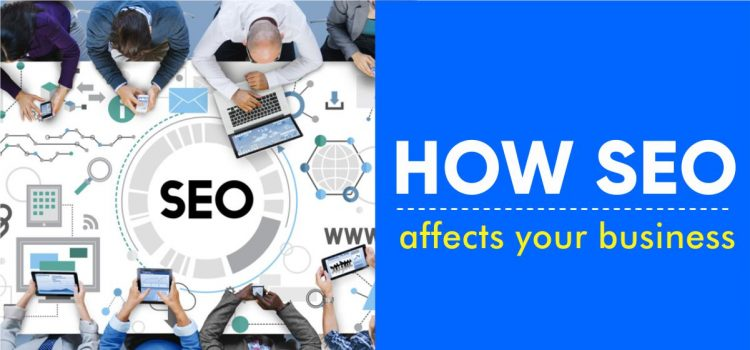 How SEO affects your business